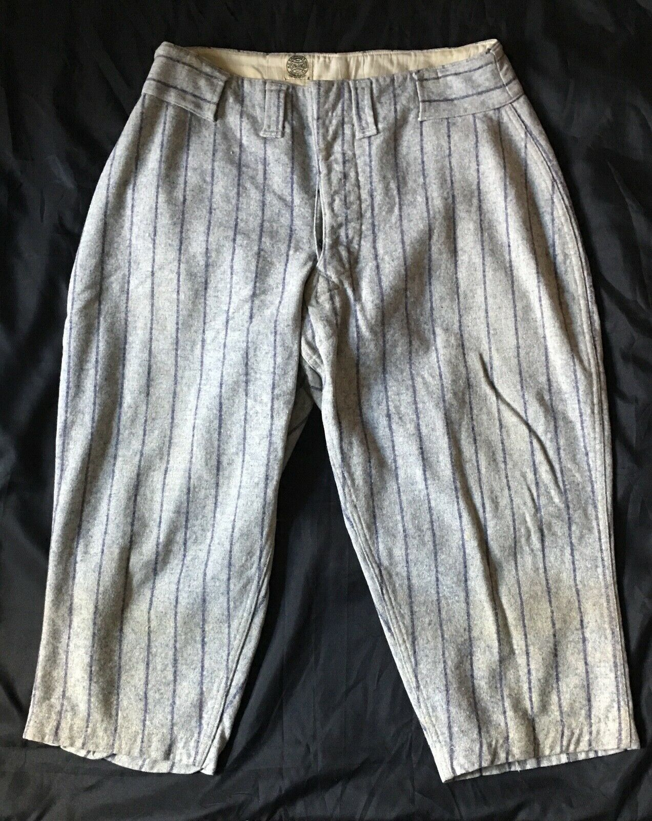 FANTASTIC  Original Spalding 1920s Baseball Wool Pants