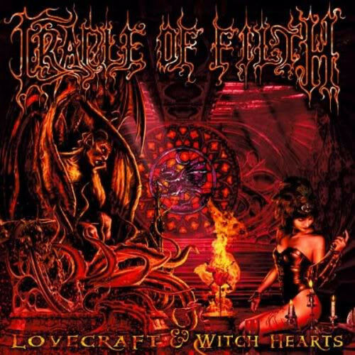CRADLE OF FILTH Lovecraft & Witch Hearts 2CD BRAND NEW Compilation
