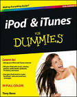 iPod & iTunes For Dummies by Tony Bove (Paperback, 2013)