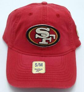 Détails sur NFL San Francisco 49ers Reebok Vintage Est. 1946 Adulte Souple Flex Fit Cap Neuf