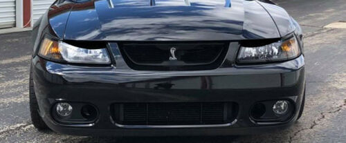 1999-2004 Mustang Head Light Blackout Accents GT//V6//Cobra//Saleen