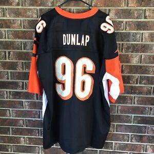 Details about Cincinnati Bengals Mens Carlos Dunlap #96 Pro Line Jersey
