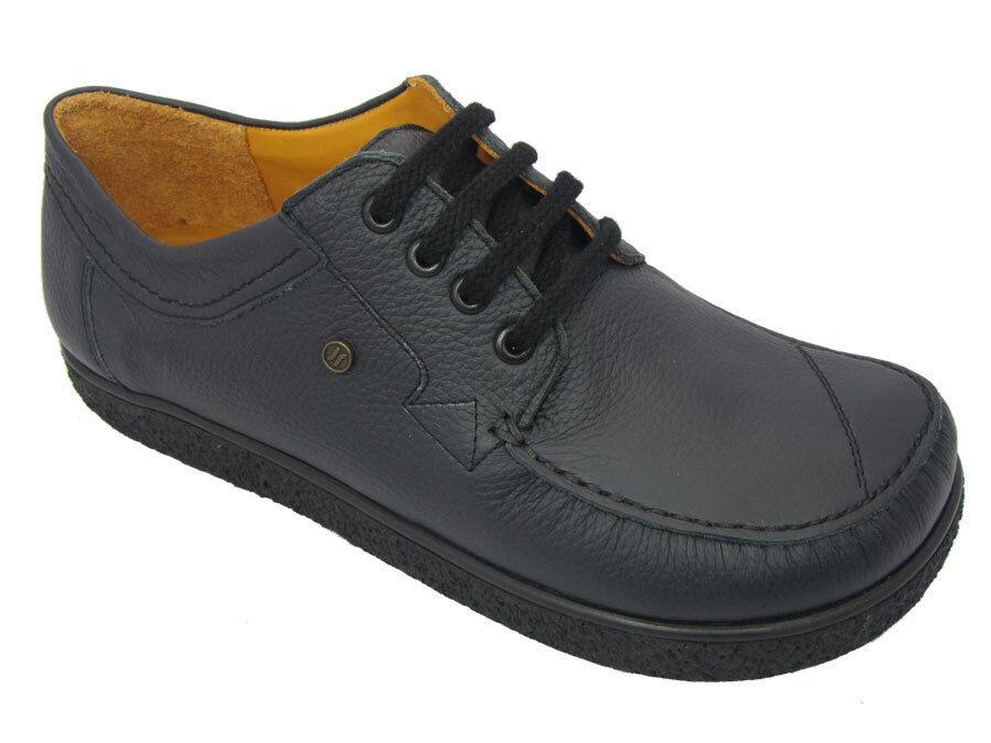 Jacoform modelo 338 negra-cómomujerte zapato de cuero señores u. señora unisex