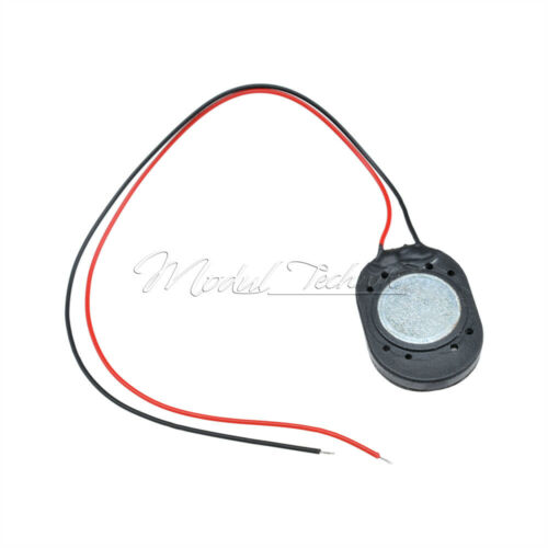 1PCS GPS Loudspeaker 1W 8ohm 14x20mm Small Trumpet 14x20mm Loud Speaker