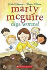 Marty McGuire Digs Worms! by Brian Floca, Kate Messner (CD-Audio, 2012)