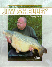 SHELLEY JIM COARSE FISHING BOOK CARPING UNCUT CARP hardback new