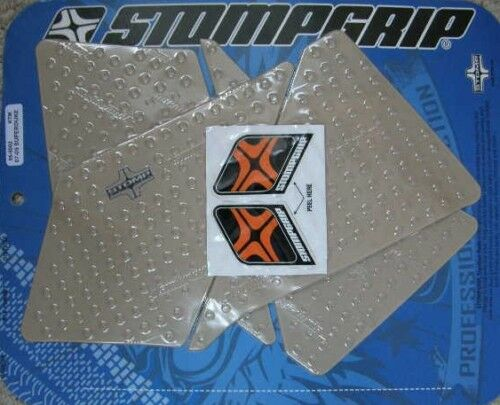 KTM Superduke 07 - 12 Stompgrip Traction Pads