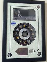 NASA Rare Armstrong Celebrate Apollo 11 Commemorative Frame Flown To Moon Coin