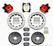 "2006-2012 Honda Civic Combination Rear Brake Kit Wilwood with 12.19"" Rotors ^"