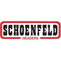 Schoenfeld 0213 Steel Header Flange Round Port Shape 2.25
