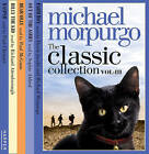Classic Collection Volume 3 by Michael Morpurgo (CD-Audio, 2011)