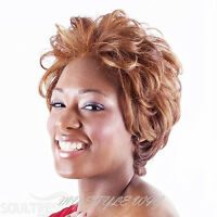 Soul Tress Synthetic Hand Tied Full Lace Wig - Sp Bird