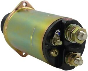 Details about NEW 24 Volt Komatsu Nikko Starter Solenoid PC100 PC120 on