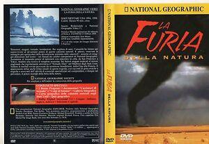 LA-FURIA-DELLA-NATURA-DVD-Audio-ITALIANO-INGLESE-TEDESCO-National-Geographic