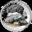 Liberia-2011-Storia-di-Railroads-VR-Classe-Hr-1-a-Prova-di-Argento-Moneta miniatura 1