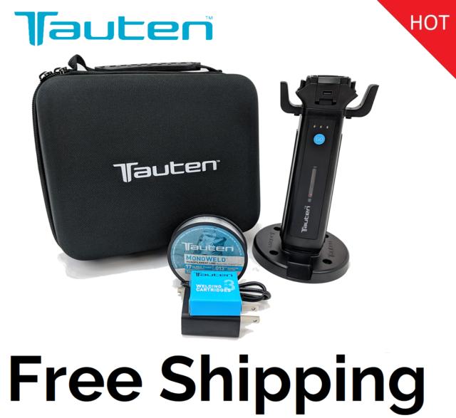 Tauten LINEWELDER™ FULL SYSTEM - Automatic Fishing Line Tyer