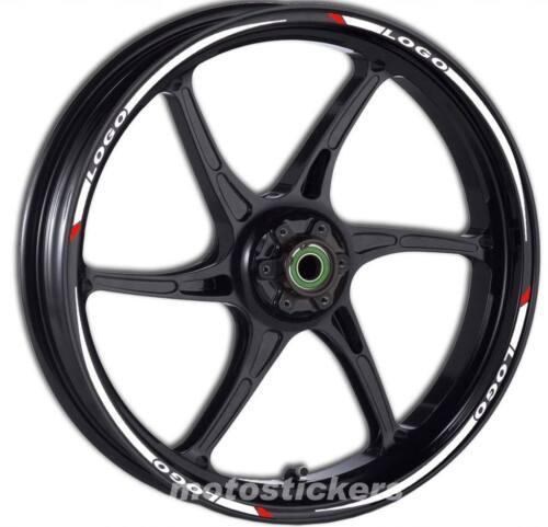 Adesivi Cerchi SUZUKI GSX R 1000 Kit ruote modello 4P