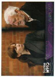 2016-Topps-Doctor-Who-Timeless-Trading-Card-65-Turn-Left