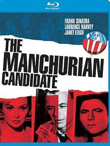 The Manchurian Candidate Sinatra (Blu-ray Disc, 2011) NEW/SEALED FREE SHIPPING!