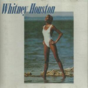 二手 CD冇花 早期日本本土版 3200 YEN WHITNEY HOUSTON DEBUT ALBUM GREATEST LOVE OF ALL