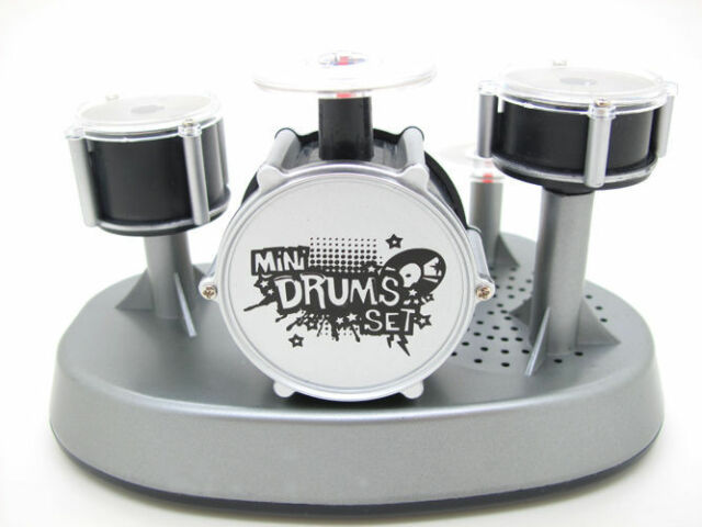 Electric Small Drum Set Toy Recording Percussion Synthesizer Snare