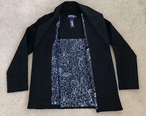W Retail 650 Heren S Nieuw Zwart Caban Tags Vilebrequin Trenchcoat Authentieke Cdgqzd