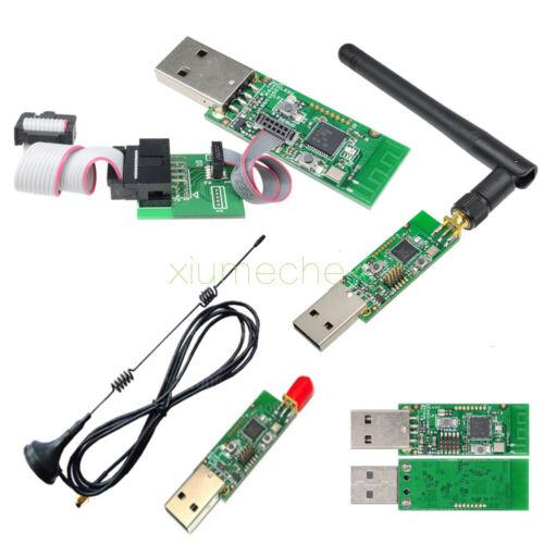 USB Cc2531 Bluetooth 4.0 Protocol Analyzer Sniffer With 8dbi Antenna