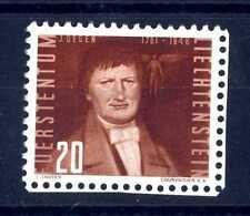 LIECHTENSTEIN - 1948 - Pionieri: Aviazione. JACOB DEGEN. E2508