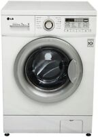 Lg 7kg Front Load Washing Machine Washer 3.5 Star Wd12021d6