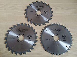 184mm-190MM-TCT-Lama-per-sega-circolare-3-confezioni-20T-24T-40T-ZIGRINATO-M