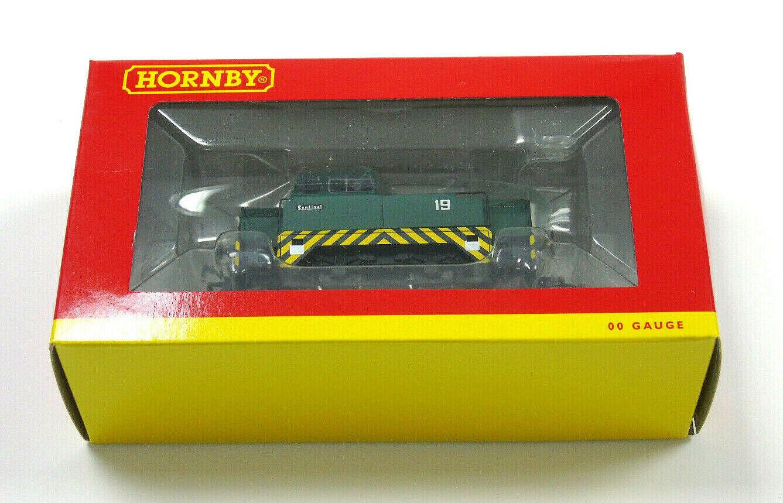 R3576 Hornby OO Gauge Sentinel 040 Barrington Light Railway 4wDH  19 nuovo scatolaed