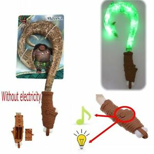 Magic-Maui-Light-Up-Sound-Fish-Hook-Moana-Waialiki-Maui-Heihei-Kid-Gifts-Toys