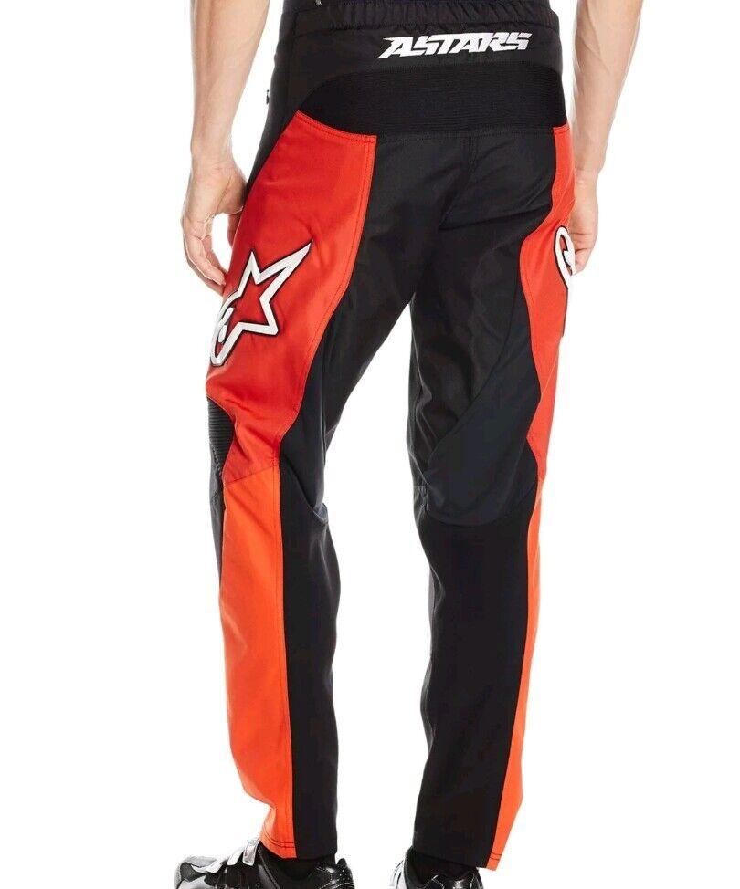 Alpinestars Sight Pants Red Spicy orange 32 waist