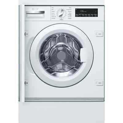 NEFF W544BX0GB A+++ Rated Integrated 8Kg 1400 RPM Washing Machine White New