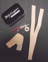 Bodywrappers Pointe Shoe Ribbon Kit Stitch Accessory Stretch Ribbon 50