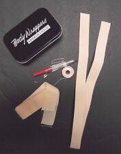 NEW Bodywrappers Pointe shoe ribbon Kit Stitch Accessory Stretch Ribbon #50
