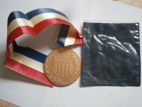 Amateur Athletic Union AAU USA SPORT MEDAL JUDGE BROSKY Citius Altius Fortius