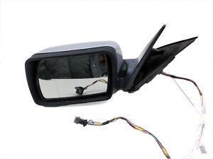 Spiegel Aussenspiegel Links mit Umfeldleuchte für BMW E53 X5 01-03 354