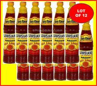 Louisiana Brand Habanero Hot Sauce - One Drop Does It Fiery Flavor