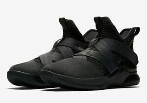new style f0b28 7d55c Details about Nike Lebron Soldier 12 SFG AO4054-002 Lebron James Playoff  New 2018 SIZE 8.5