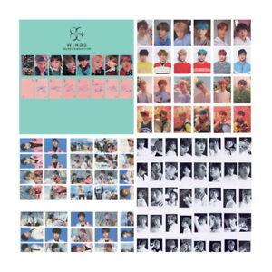 KPOP-Bangtan-Boys-Love-Yourself-Tear-WINGS-Wings-Tour-Self-Made-Photo-Card