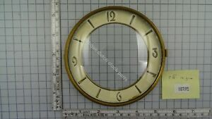 CLOCK-DOOR-WITH-CONVEX-GLASS-AND-DIAL-5-1-16-034-or-12-9-cm-across