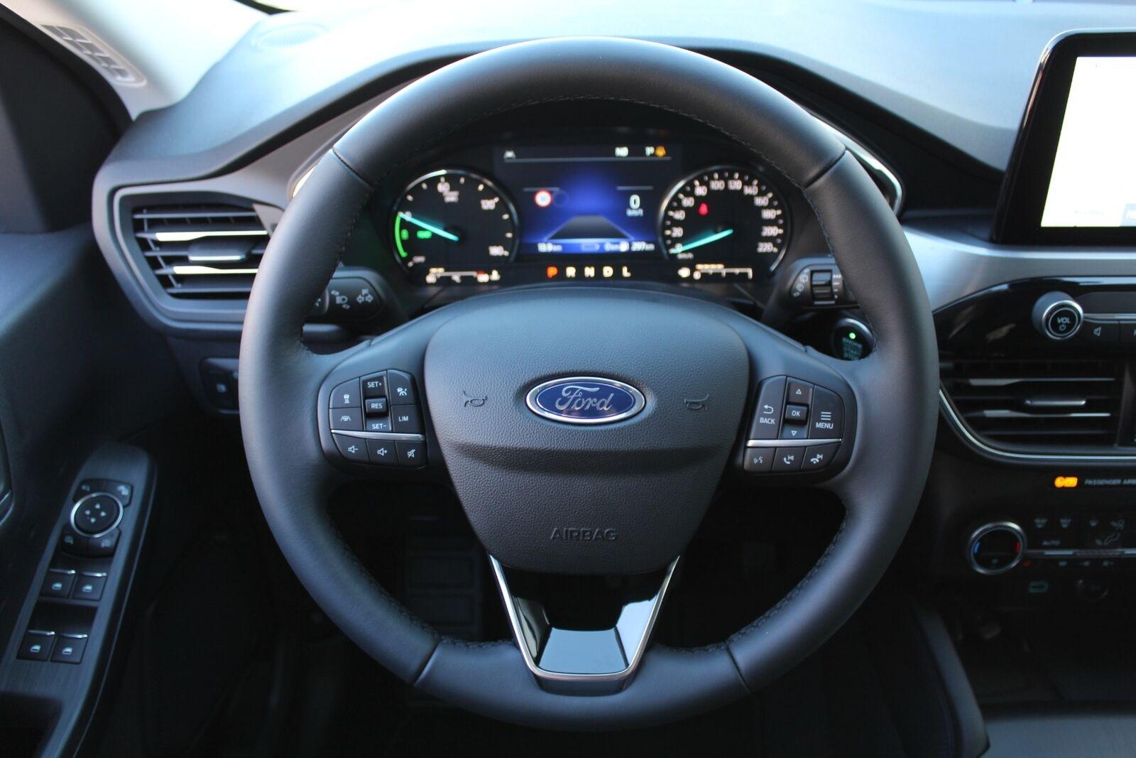 Ford Kuga 2,5 PHEV Titanium X CVT - billede 8