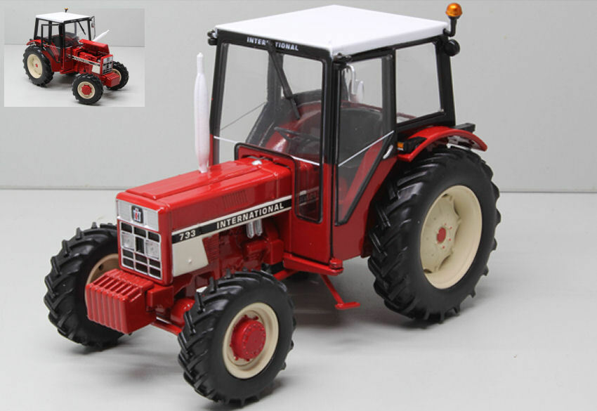 International IH 733 Trattore Tractor 1 32  Model REPLICAGRI  des prix moins chers