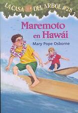 Maremoto en Hawái 28 by Mary Pope Osborne, Marcela Brovelli and Sal Murdocca...