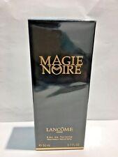 Magie Noire By Lancome Women Perfume EDT Spray 1.7 oz 50 ml NIB Sealed Rare