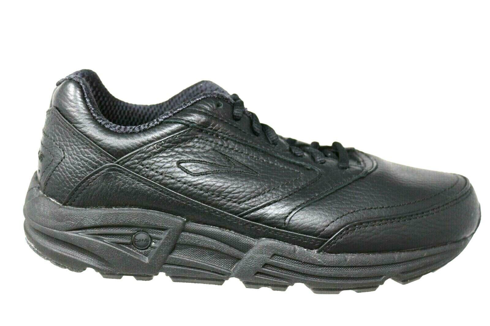 mejor reputación Brooks adicción adicción adicción Walker Negro Atlético Caminar Zapatillas Zapatos para mujer  comprar mejor