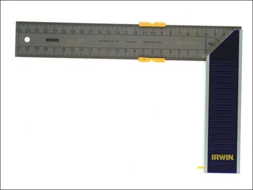 Irwin IRW10503543 aluminium essayer Et Mitre Square 250 mm