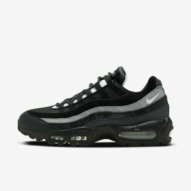 Size 8 - Nike Air Max 95 Essential Black Smoke Gray