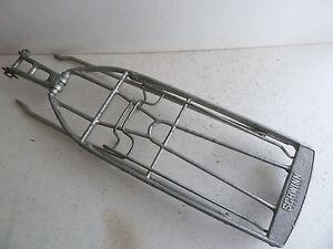 vintage Schwinn approved bicycle rear springer rack, Pletscher